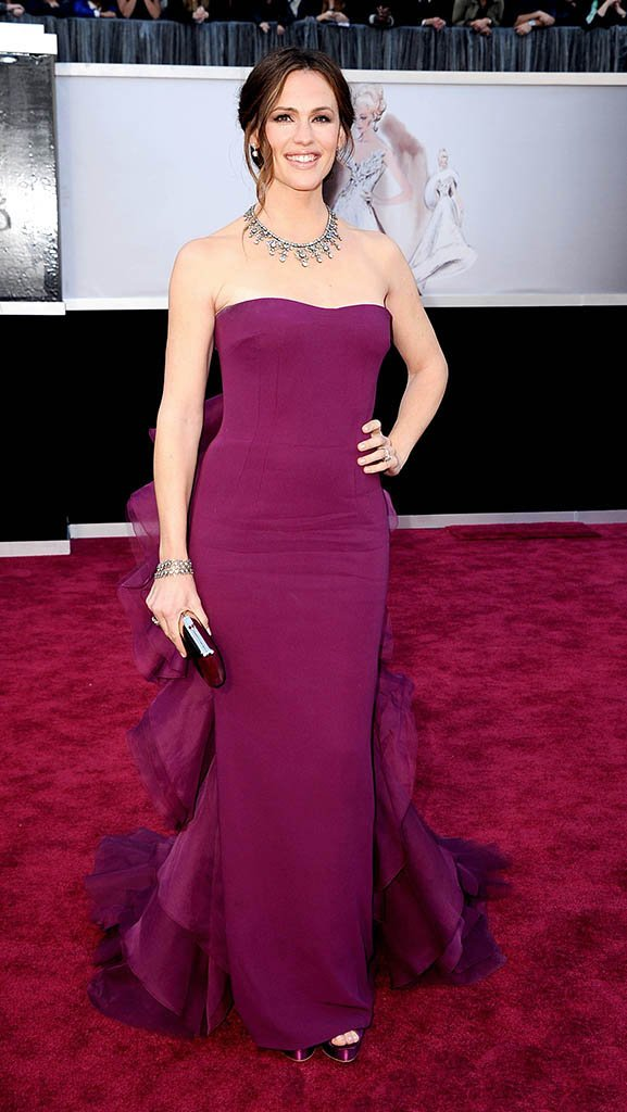 Jennifer Garner in Gucci