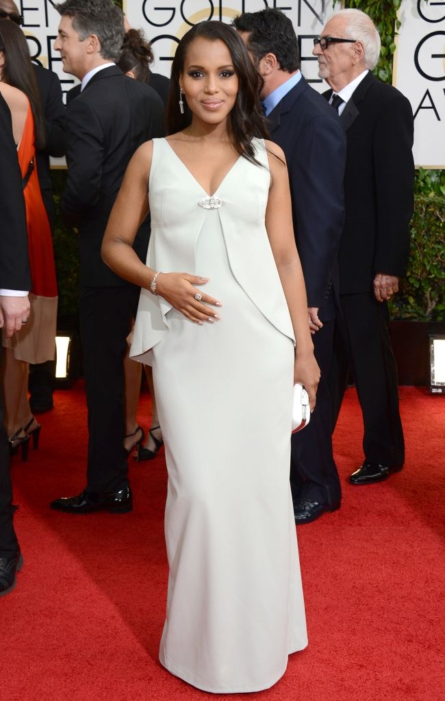 KERRY WASHINGTON IN BALENCIAGA