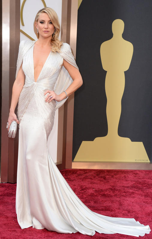 Kate Hudson in Versace
