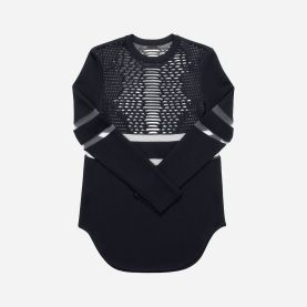 Top with Perforated Pattern $149